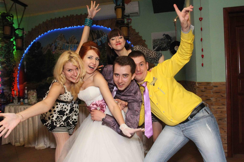 Свадьба в стиле Стиляг 1